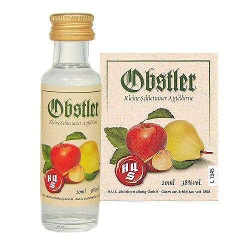 HUS-Probieraktion Obstler Kleine Schlettauer Birne 0,02l