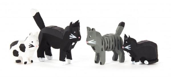 Dregeno Erzgebirge - Katzen klein (4)