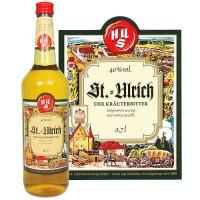 St. Ulrich 0,7l Glasflasche