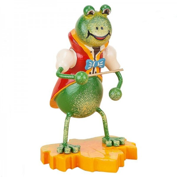 Hubrig Neuheit 2016 - Frosch - Herr Kapellmeister