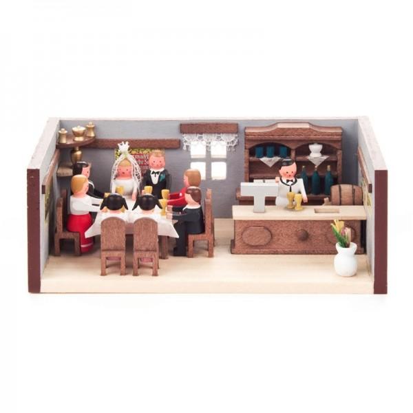 Dregeno Erzgebirge - Miniatur-Hochzeitsstube