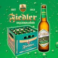 Fiedler Erzgebirgsbier - Orgelpfeifenbräu - 0,5l
