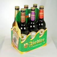 Fiedler - 6er-Geschenkkarton für Bierflaschen