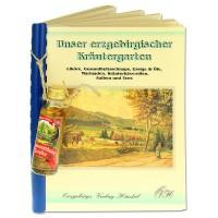 Häckel Verlag - Kräuterbuch - Unser erzgebigischer Kräutergarten