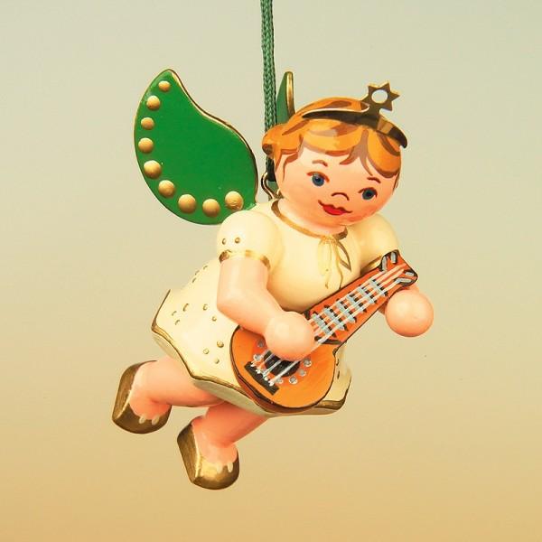 Hubrig Baumbehang Engel mit Mandoline