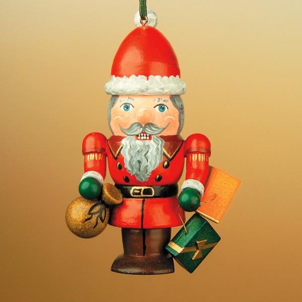 Hubrig Baumbehang Nussknacker Weihnachtsmann