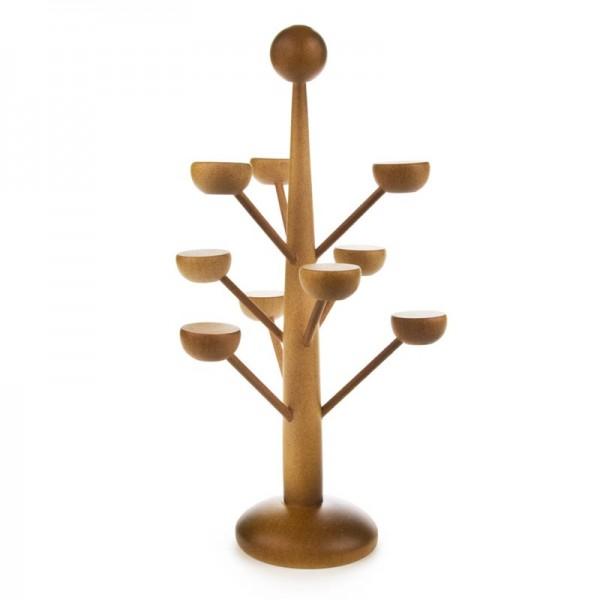 Dregeno Erzgebirge - Miniatur-Dekorationsbaum für Nüsse