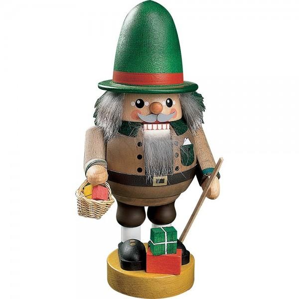 Richard Glässer Nussknacker Spielzeughändler
