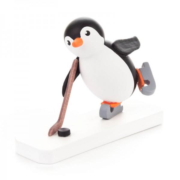Dregeno Erzgebirge - Miniatur-Pinguin Eishockeyspieler