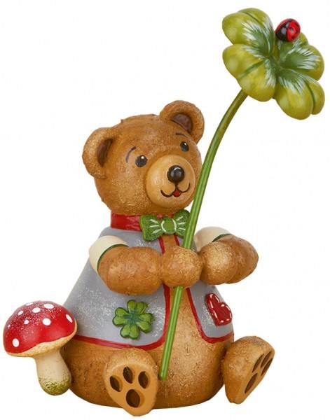 Hubrig Hubiduu ® - Teddy Glücksbärli - mini 7cm
