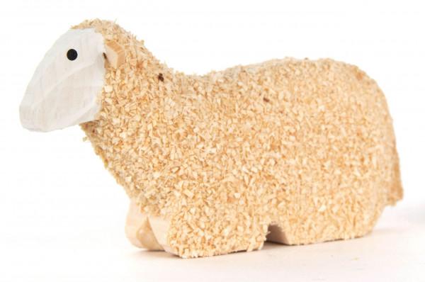 Dregeno Erzgebirge - Schaf liegend, Rückenhöhe 40mm
