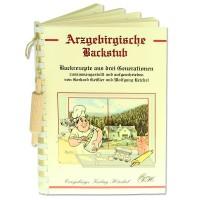 Häckel Verlag - Backbuch - Arzgebirgische Backstub