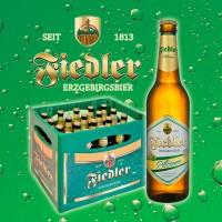 Fiedler Erzgebirgsbier - Pilsner - 0,5l