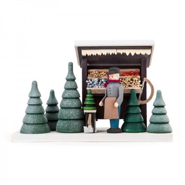 Dregeno Erzgebirge - Miniatur-Christbaumstand