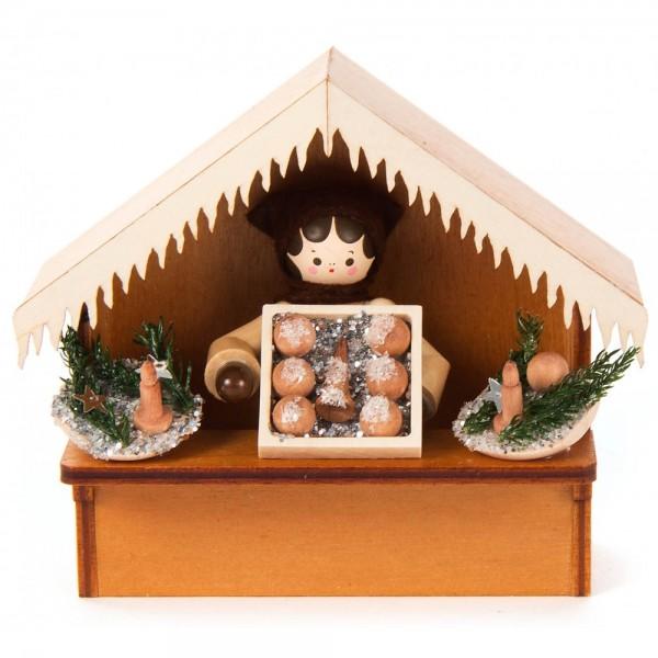 Dregeno Erzgebirge - Weihnachtsmarktbude Christbaumschmuck