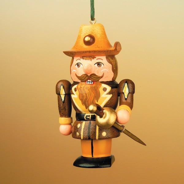 Hubrig Baumbehang Nussknacker Musketier