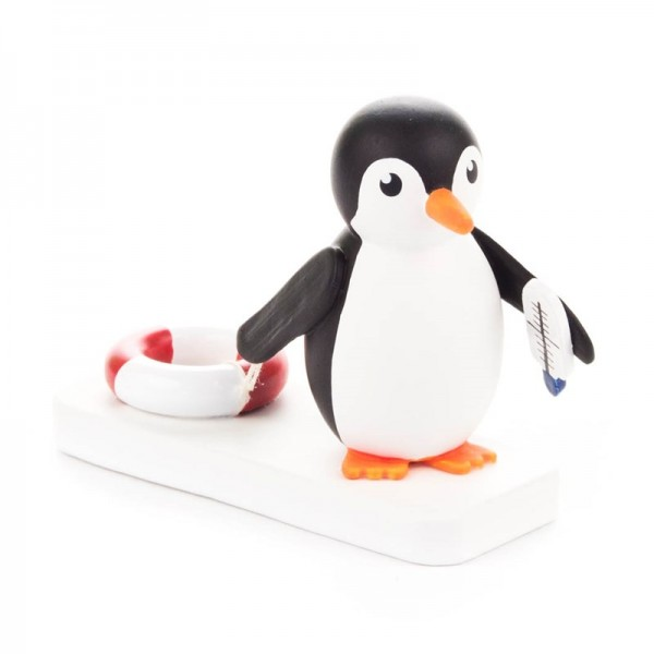 Dregeno Erzgebirge - Miniatur-Pinguin Bademeister