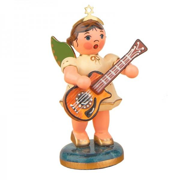 Hubrig Engel mit Westerngitarre 6,5cm