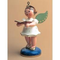 Hubrig Engel mit Gesangsbuch 16cm