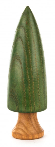 Dregeno Erzgebirge - Baum grün mit Stamm, 12,5cm