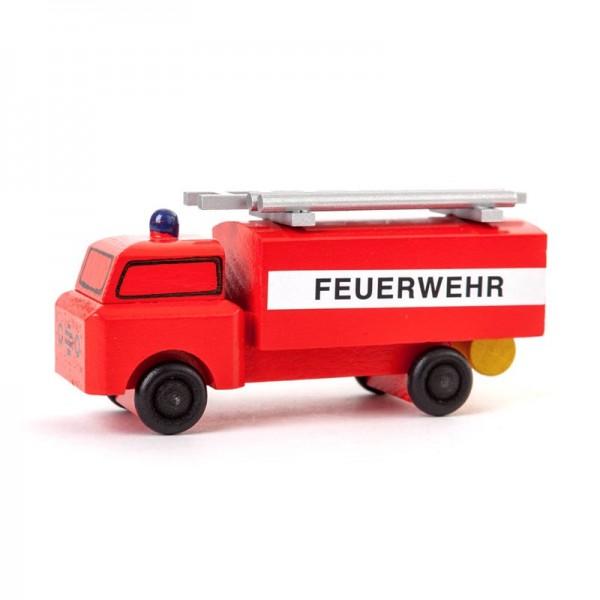 Dregeno Erzgebirge - Miniatur-Feuerwehrgerätewagen