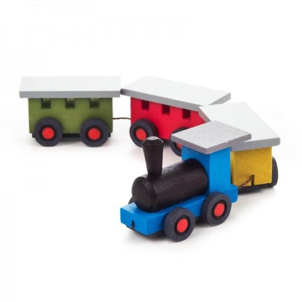 Dregeno Erzgebirge - Miniatur-Eisenbahn, farbig
