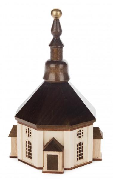 Dregeno Erzgebirge - Lichterhaus Seiffener Kirche klein