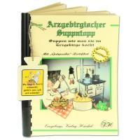Häckel Verlag - Kochbuch - Arzgebirgischer Suppentopp