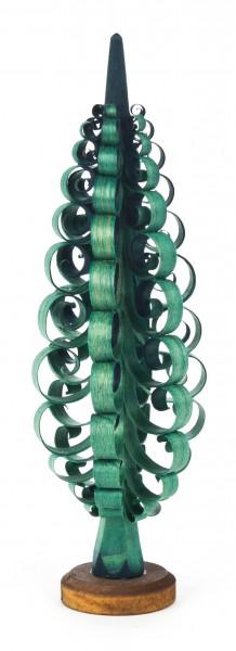 Dregeno Erzgebirge - Spanbaum grün, 16cm