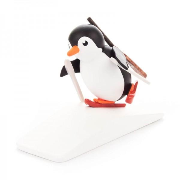 Dregeno Erzgebirge - Miniatur-Pinguin Biathlet