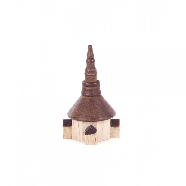 Dregeno Erzgebirge - Seiffener Kirche Miniatur, 3cm