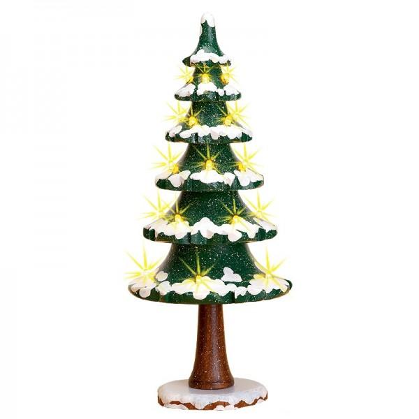 Hubrig Winterkinder Lichterbaum elektrisch