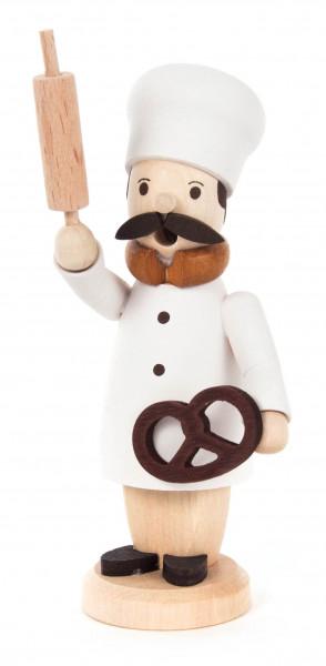 Dregeno Erzgebirge - Mini-Räuchermann Bäcker
