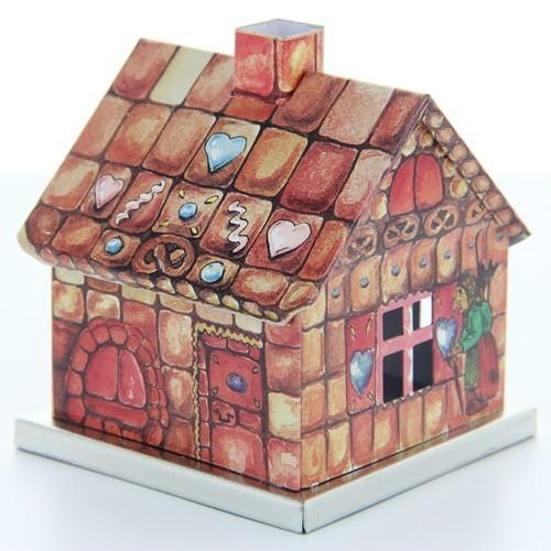 HELA Räucherhäusel - Rauchhaus Pfefferkuchenhaus