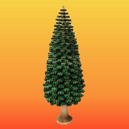 Lenk & Sohn Erzgebirgischer Schichtenbaum Nadelbaum 20cm grün
