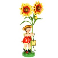 Hubrig Blumenmädchen 24cm Kokardenblume