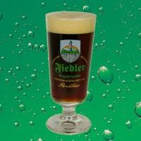 Fiedler Bierglas - Brauerstutzen - 0,3l