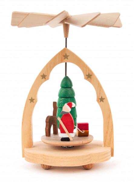Dregeno Erzgebirge - Wärmespiel mit Weihnachtsmann