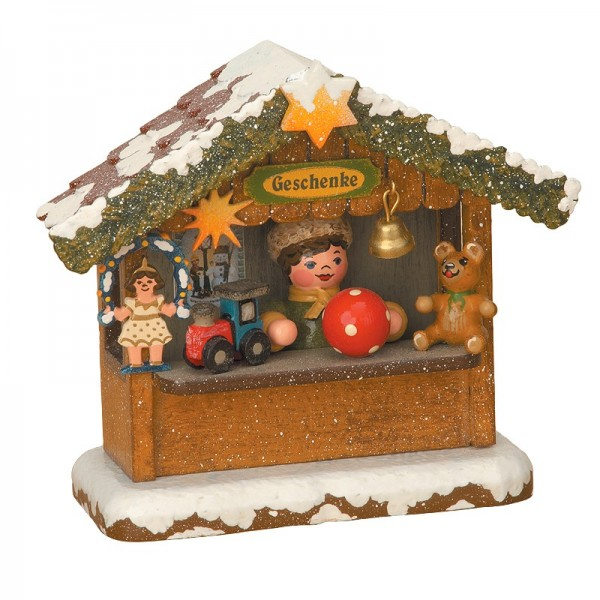 Hubrig Winterkinder Geschenkehäusel