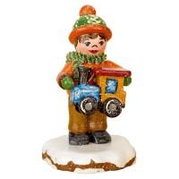 Hubrig Volkskunst - Winterkinder Paulchens Weihnachtswunsch
