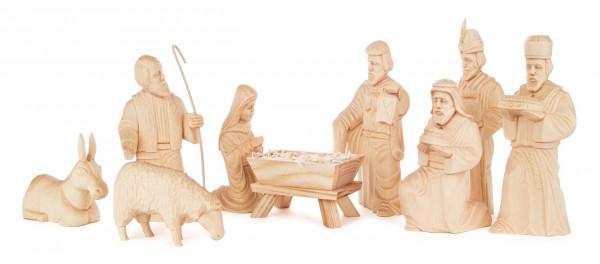 Dregeno Erzgebirge - Krippefiguren geschnitzt (9)