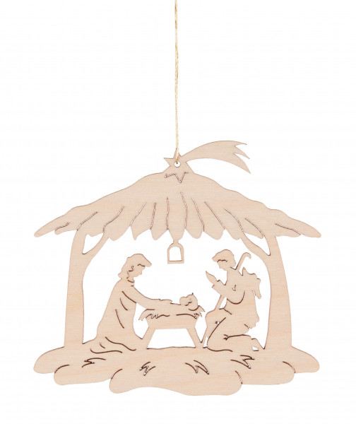 Dregeno Erzgebirge - Behang Christi Geburt
