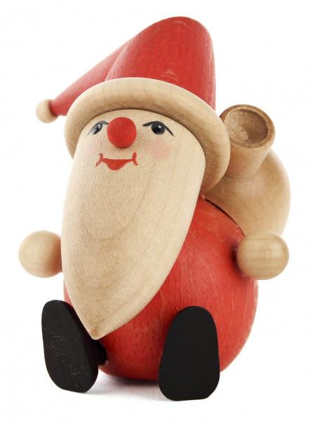 Dregeno Erzgebirge - Weihnachtsmann sitzend