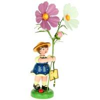 Hubrig Blumenmädchen 24cm Cosmea