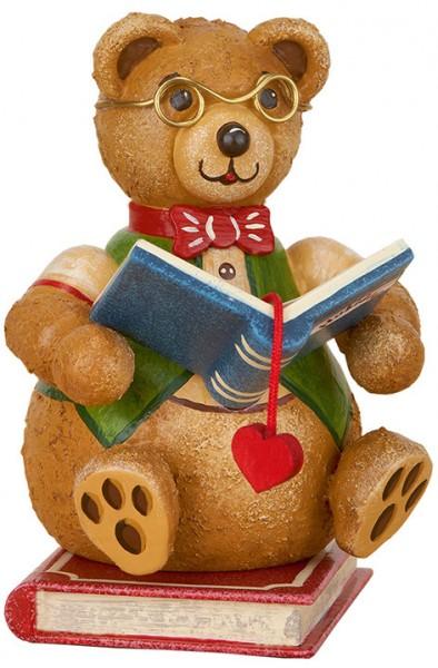 Hubrig Hubiduu ® - Teddy Bücherwurm - mini 7cm
