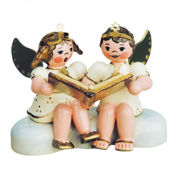Hubrig Geschenke-Engel Engelpaar Weihnachtsgeschichten 6,5cm