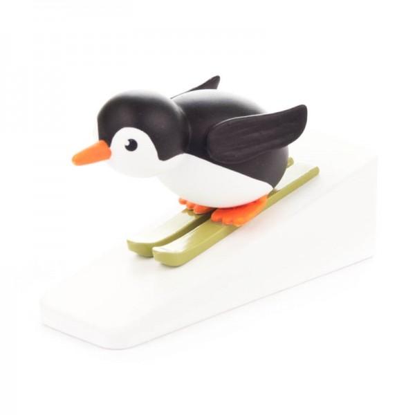 Dregeno Erzgebirge - Miniatur-Pinguin Skispringer