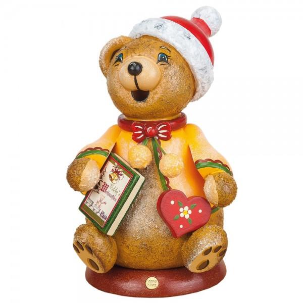 Hubrig Neuheit 2015 - Räucherwichtel Teddy's Weihnachtsgeschichte