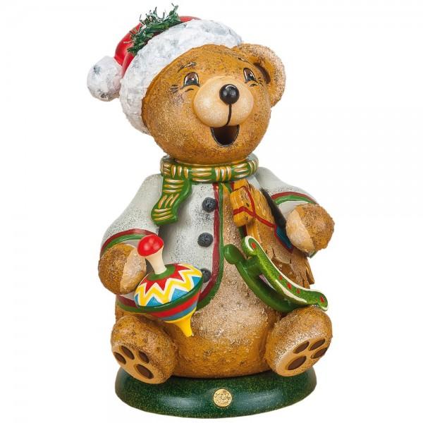 Hubrig Neuheit 2015 - Räucherwichtel Teddy's Schaukelpferd
