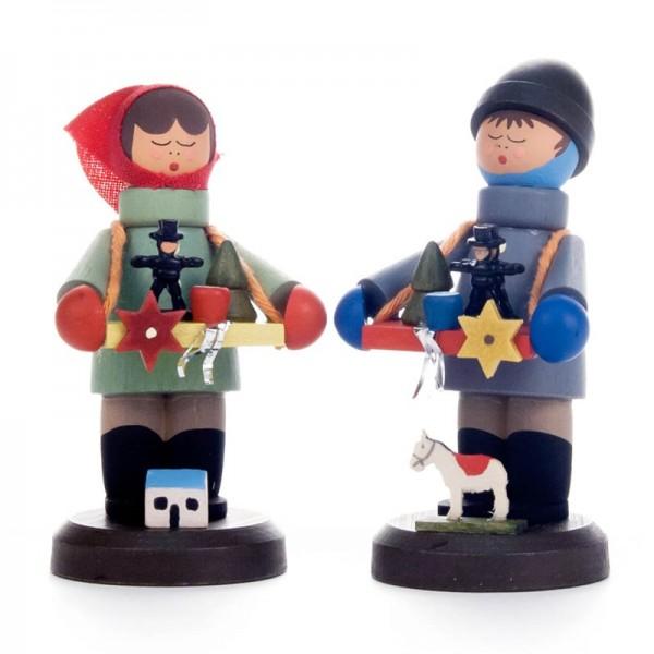Dregeno Erzgebirge - Miniatur-Striezelkinder, groß